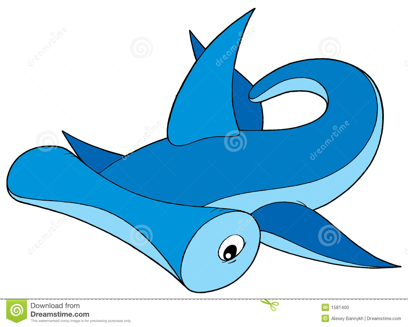 Hammerhead Shark Clip Art | Clipart Panda - Free Clipart ...