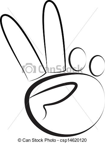 hand%20peace%20sign%20clipart