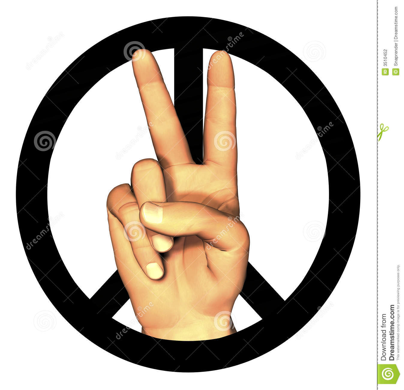 Hand Peace Sign Symbol | Clipart Panda - Free Clipart Images