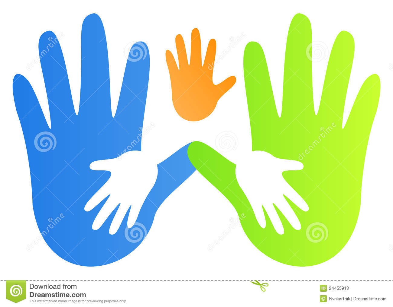 Reaching Hands Clip Art About Terms clipart