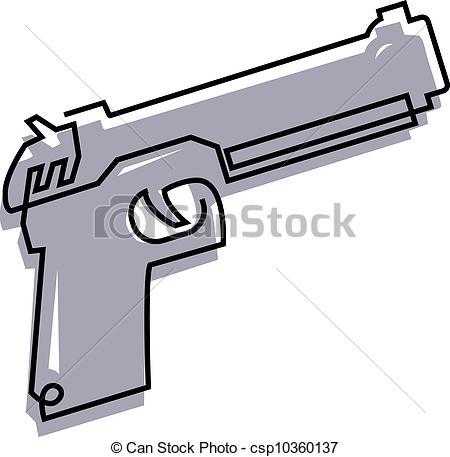 Back > Gallery For > Pistola De Verdadeira Clipart
