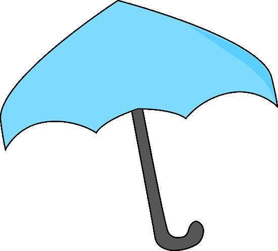 Blue umbrella clip art image clipart panda free - Door handle clipart ...