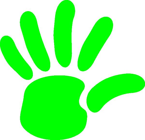 left hand print clip art clipart panda free clipart images rh clipartpanda com free baby handprint clipart