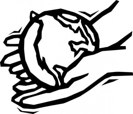 Hands Clip Art