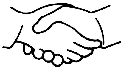 Clip Art Handshake Clip Art handshake 20clipart clipart panda free images