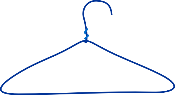 Free Clipart Clothes Rack