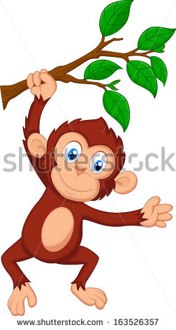 hanging monkey cartoon clipart panda free clipart images hanging monkey clipart free Three Monkeys Clip Art