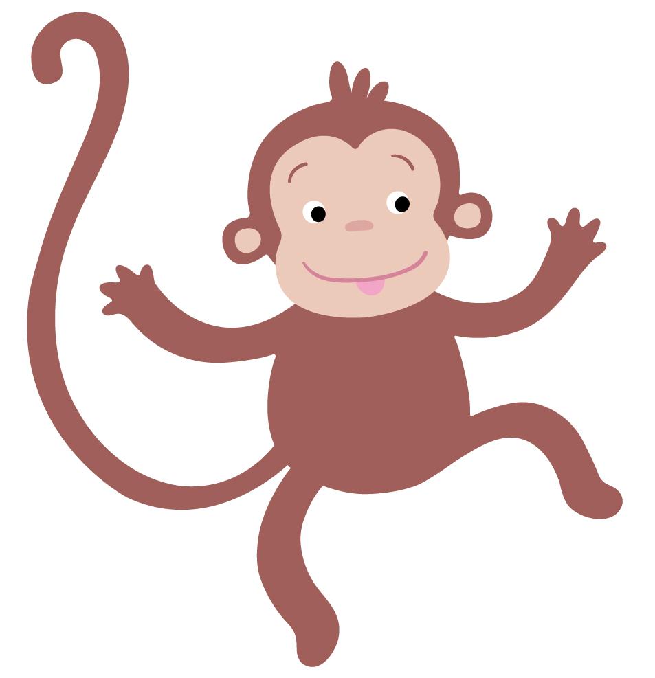 hanging monkey clip art clipart panda free clipart images rh clipartpanda com monkey hanging from tree clipart hanging monkey clipart black and white
