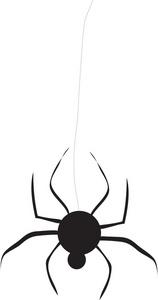 hanging%20spider%20clipart