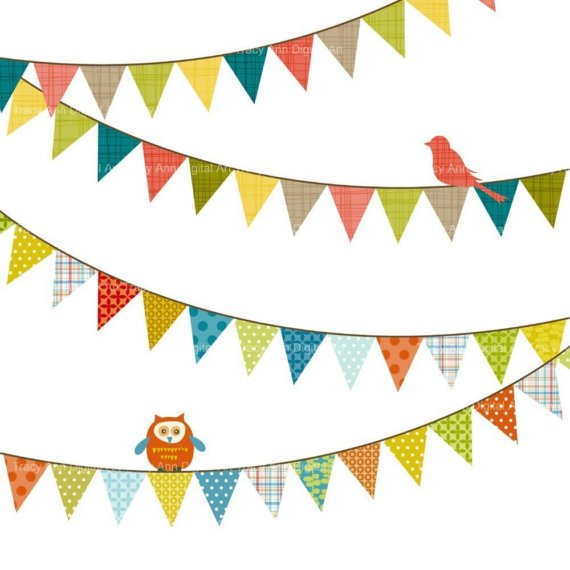 Happy Birthday Banner Clip Art | Clipart Panda - Free ...