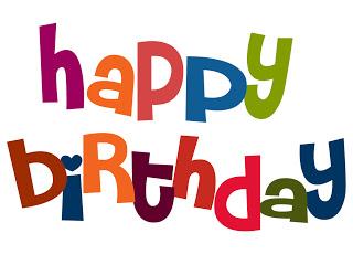 Happy Birthday Clip Art