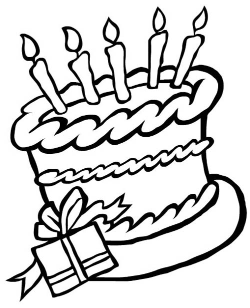 Free Coloring Pages Of Happy Birthday Dad