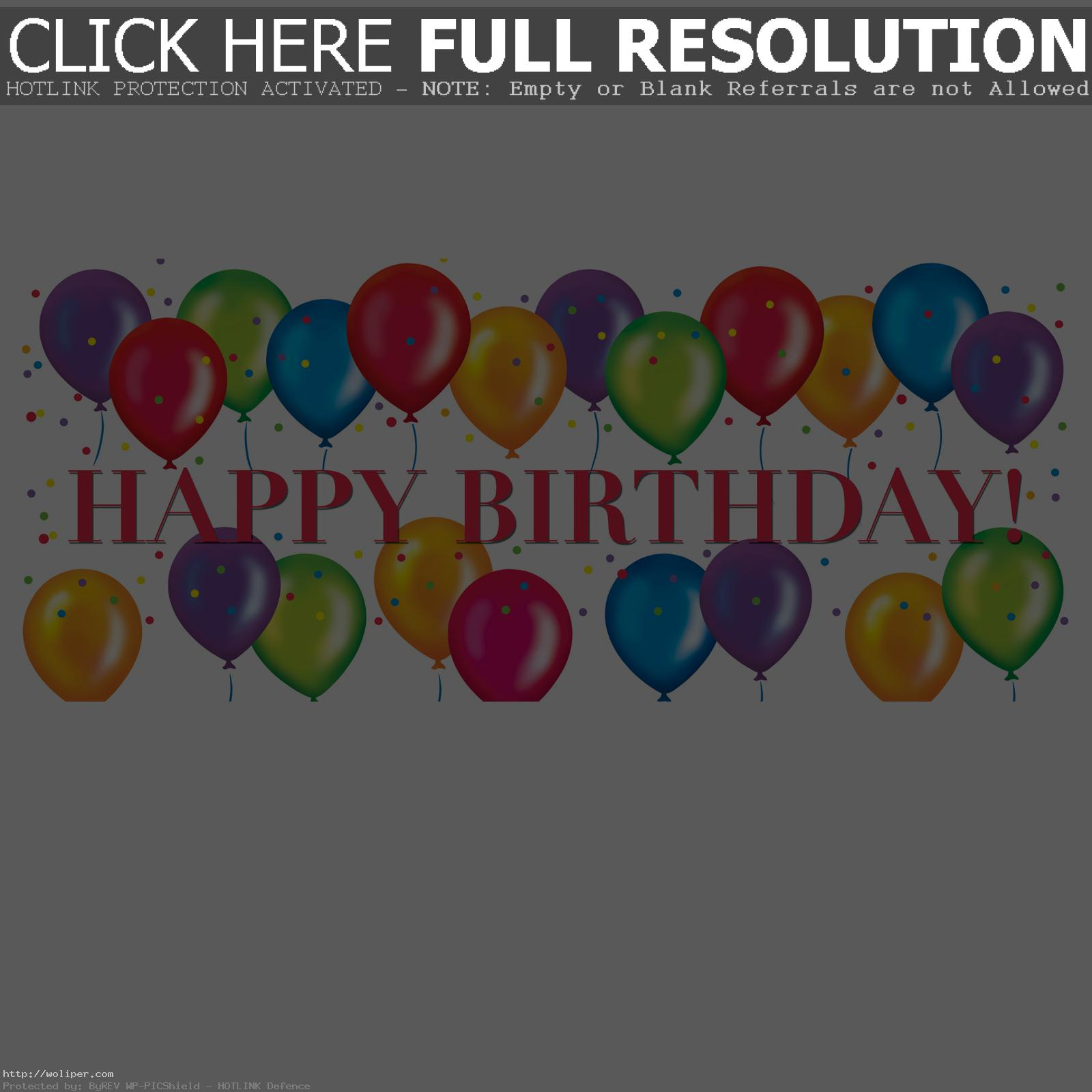 Birthday Flowers Clipart Clipart Panda Free Clipart Images