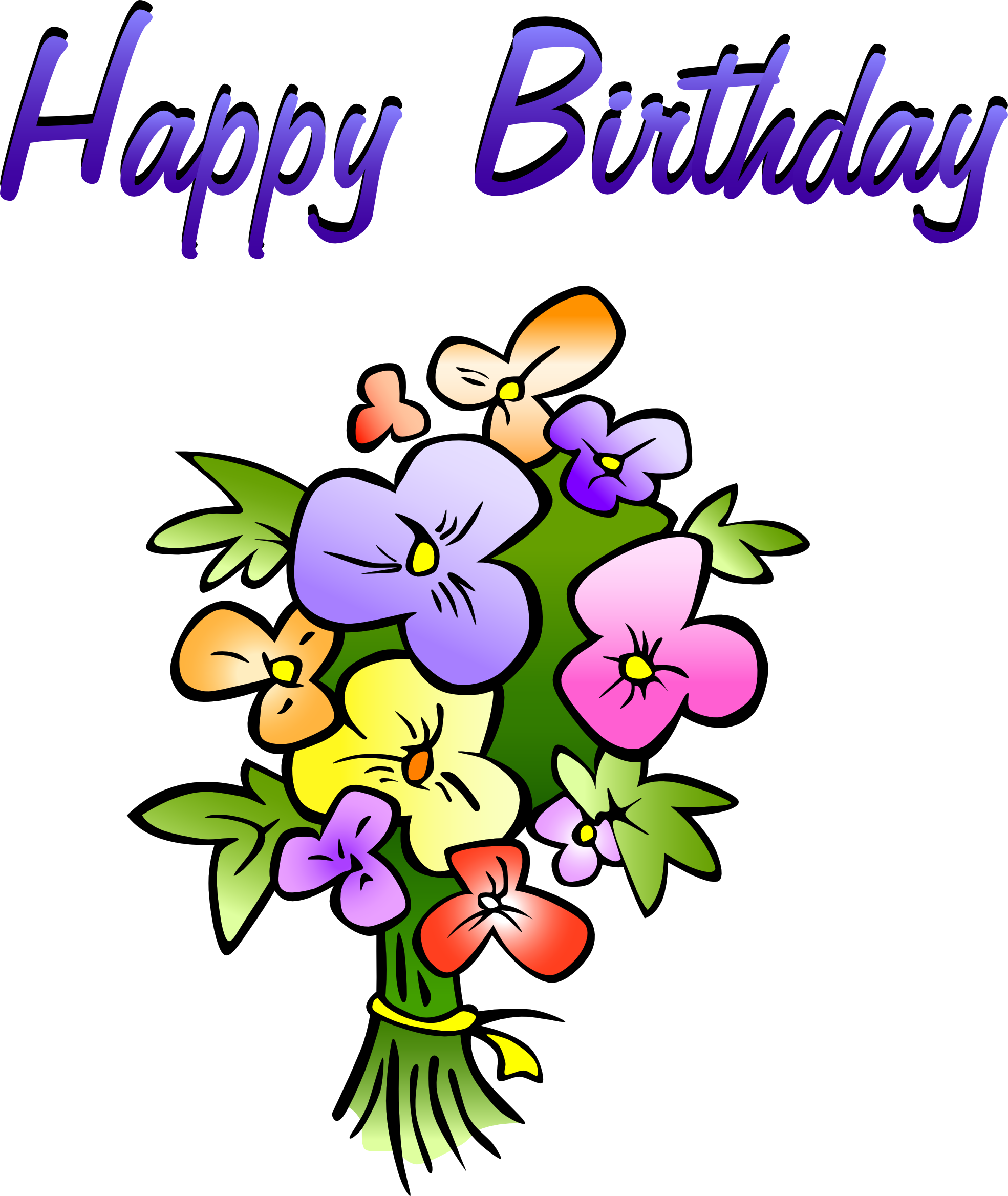 Birthday Clip Art And Free Birthday Graphics: Clipart Panda - Free Clipart Images
