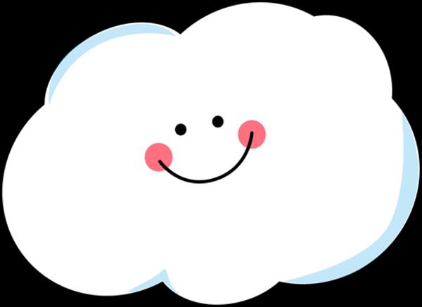Happy Cloud Clipart   Clipart Panda - Free Clipart Images