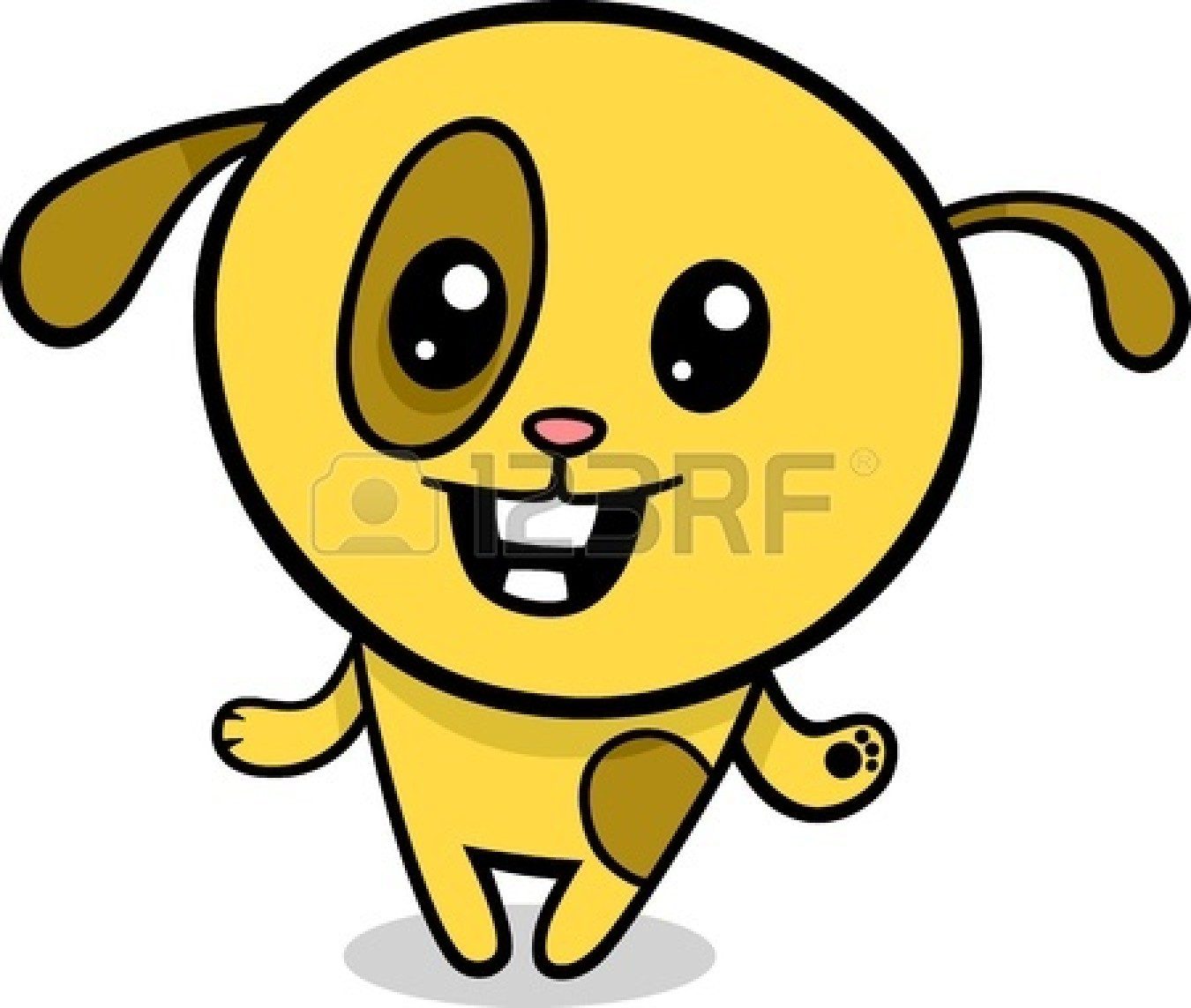 Happy Dog Face Clip Art | Clipart Panda - Free Clipart Images