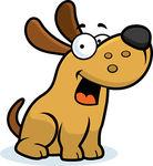 Happy dog clipart - photo#8