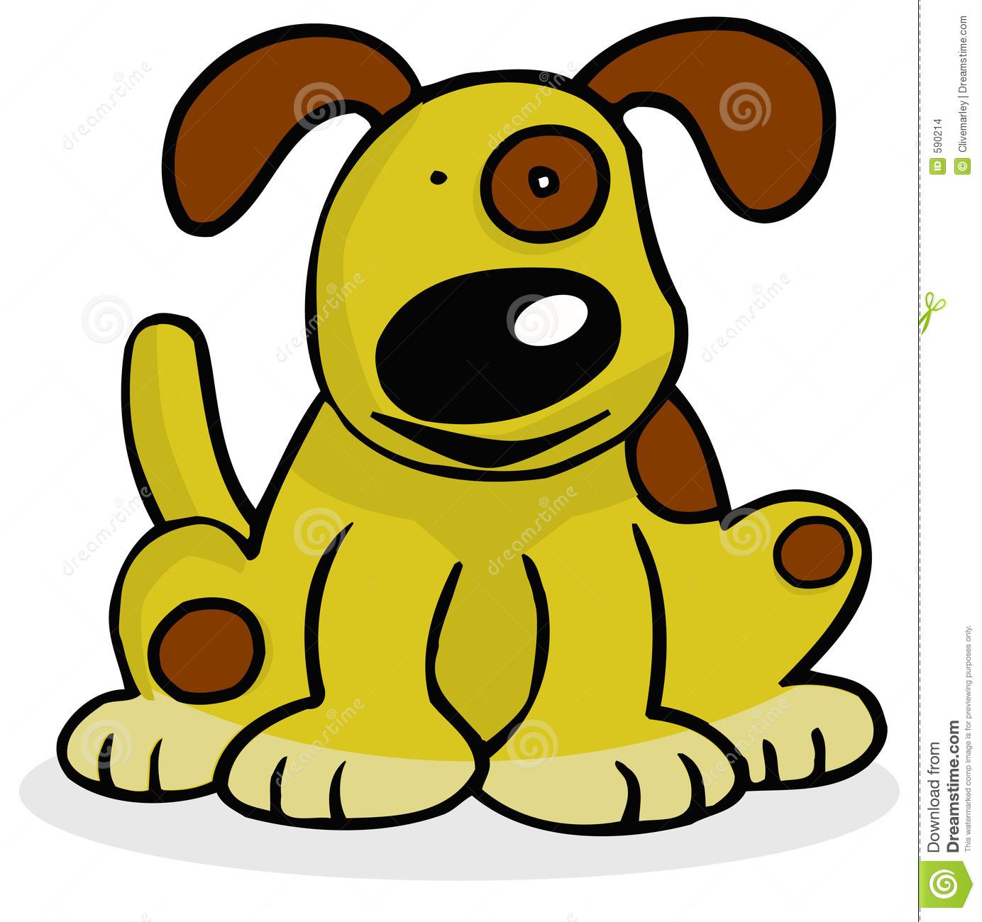 Happy dog clipart - photo#12