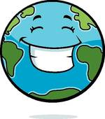 Smiling Earth Clipart | Clipart Panda - Free Clipart Images