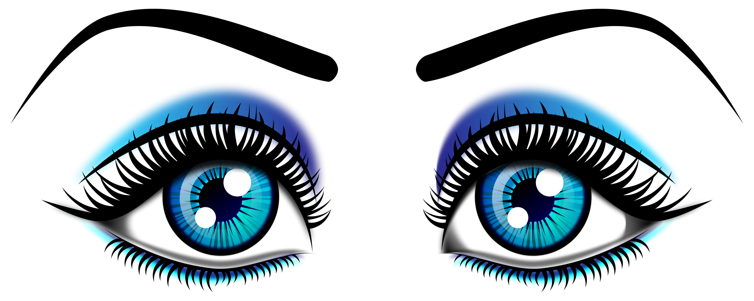 Amazing free clipart eyes for your inspiration
