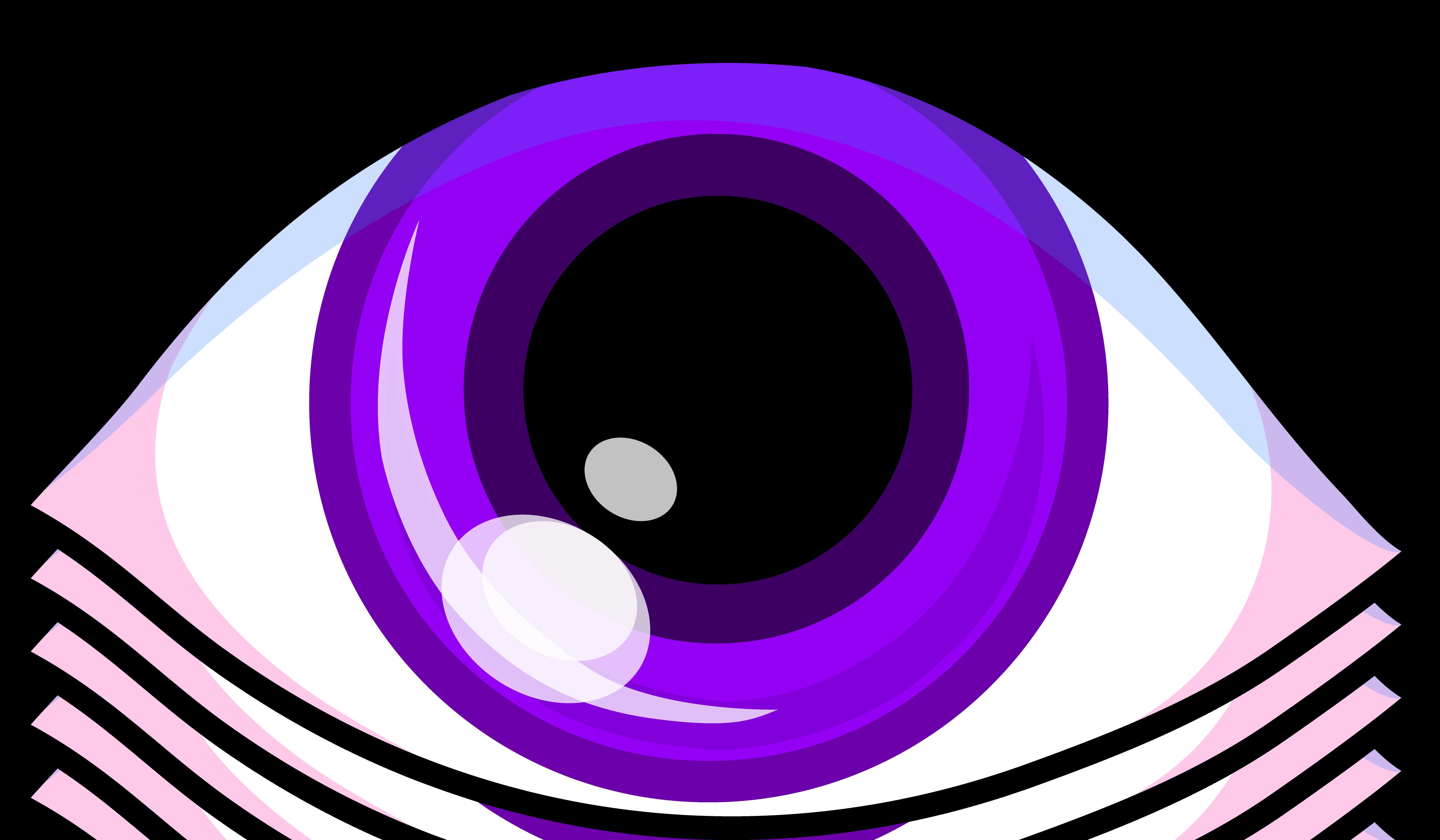 Happy eye clipart