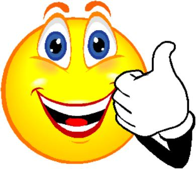 happy face clipart