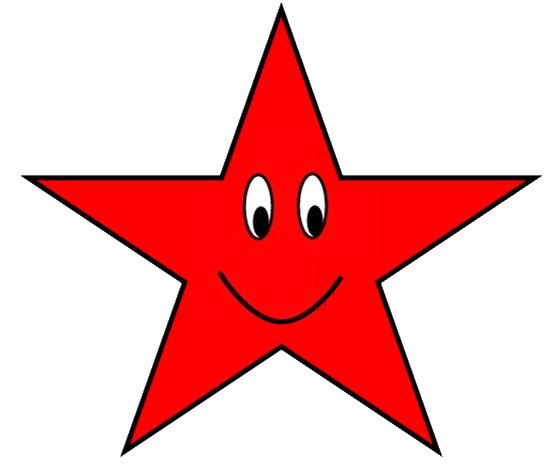 happy star clip art - photo #14