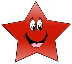 Happy Face Star Clip Art | Clipart Panda - Free Clipart Images
