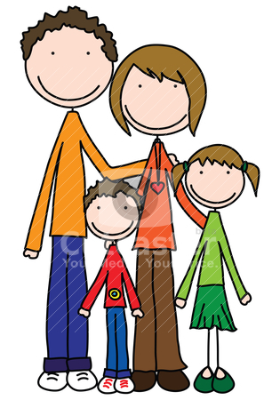 happy family clip art clipart panda free clipart images rh clipartpanda com clipart of family and friends clipart of family reunions