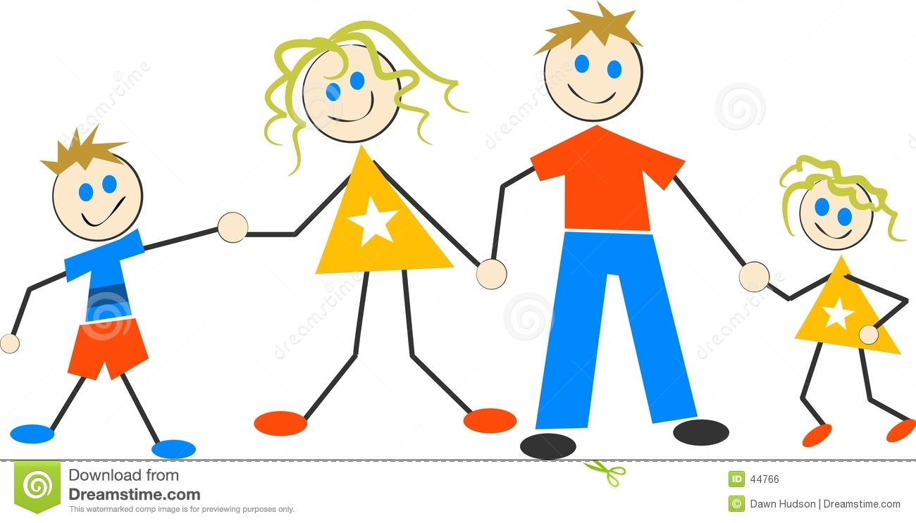 Image Gallery happy family clip art