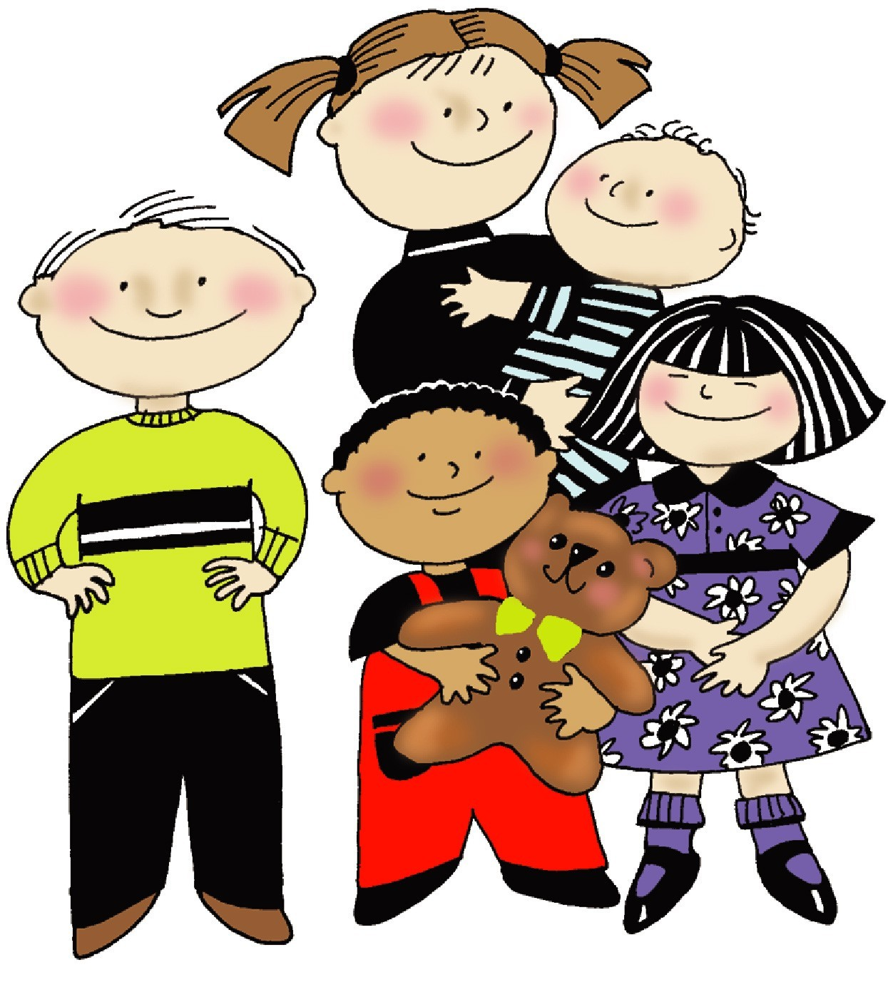 Happy Family Clipart   Clipart Panda - Free Clipart Images