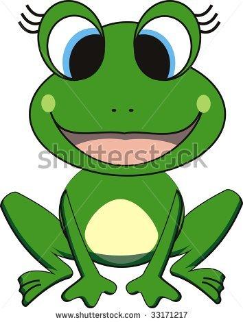 Happy Frog Clip Art   Clipart Panda - Free Clipart Images