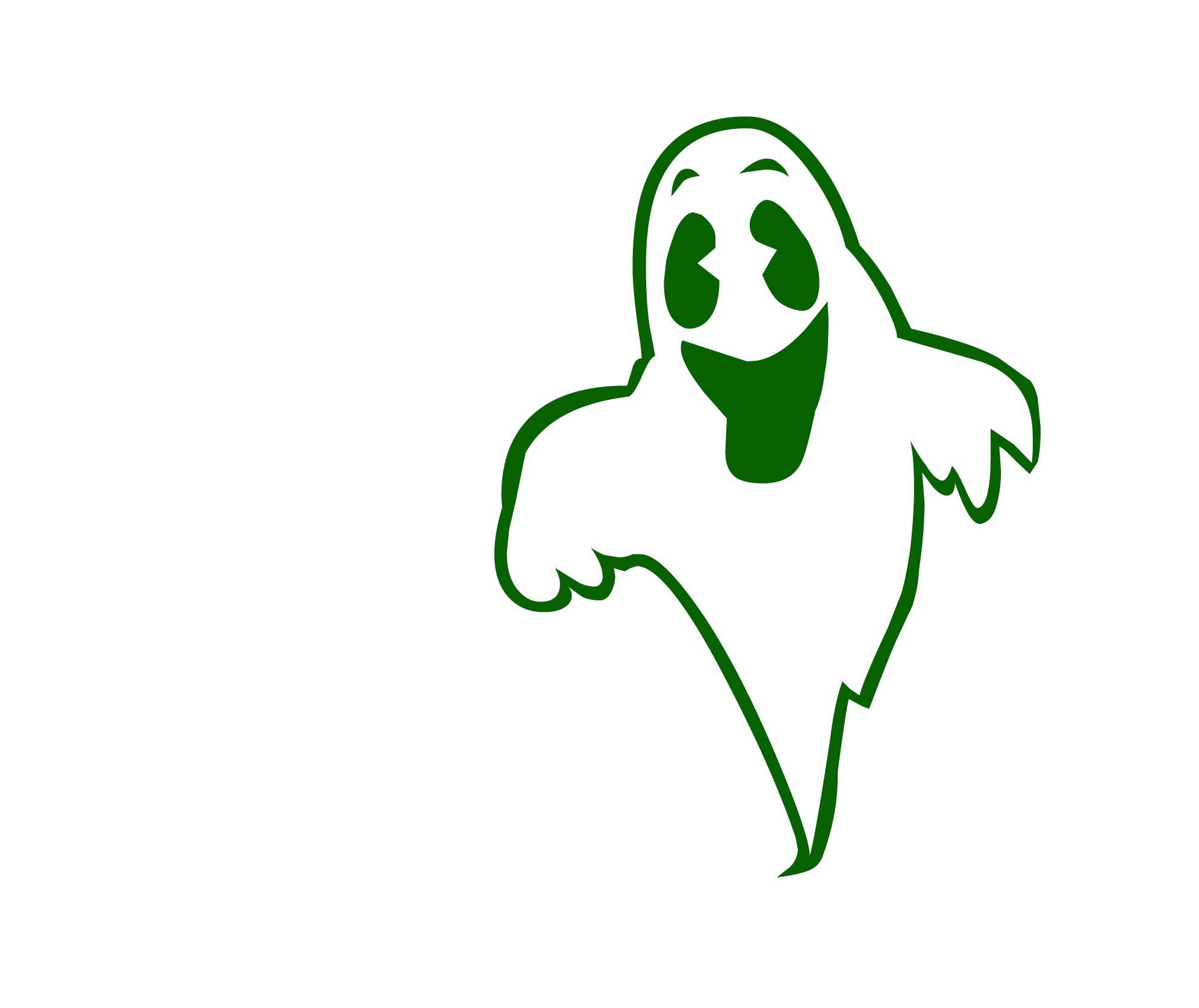 Happy Ghost Clipart | Clipart Panda - Free Clipart Images Girl Ghost Clipart