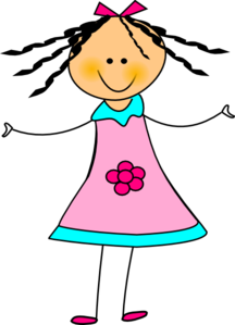 Happy Lady Clipart | Clipart Panda - Free Clipart Images