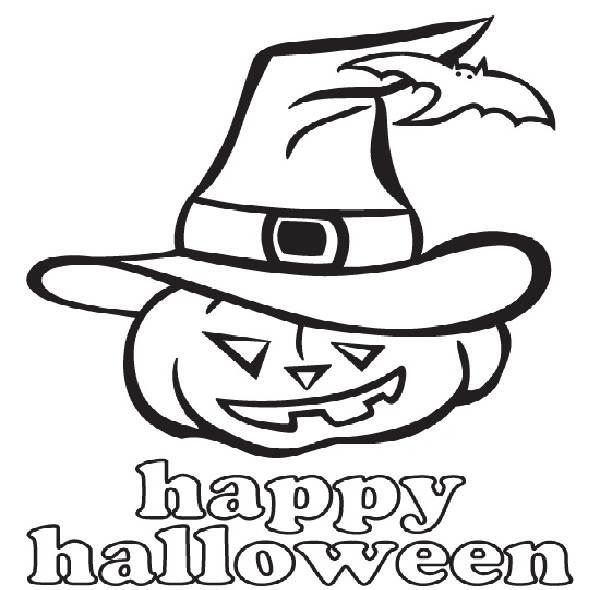 happy halloween coloring pages clipart panda free clipart images rh clipartpanda com