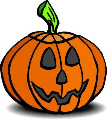 Happy Halloween Pumpkin Clip Art | Clipart Panda - Free ...