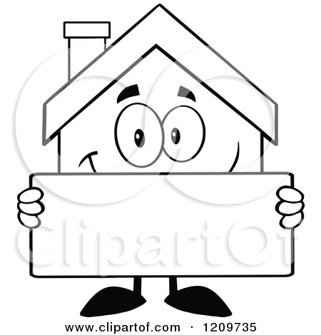 happy%20home%20clipart%20black%20and%20white