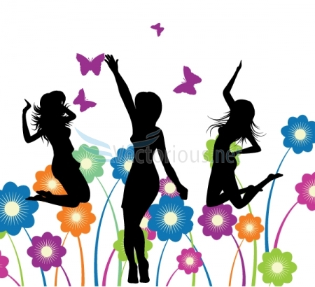 happy%20lady%20clipart
