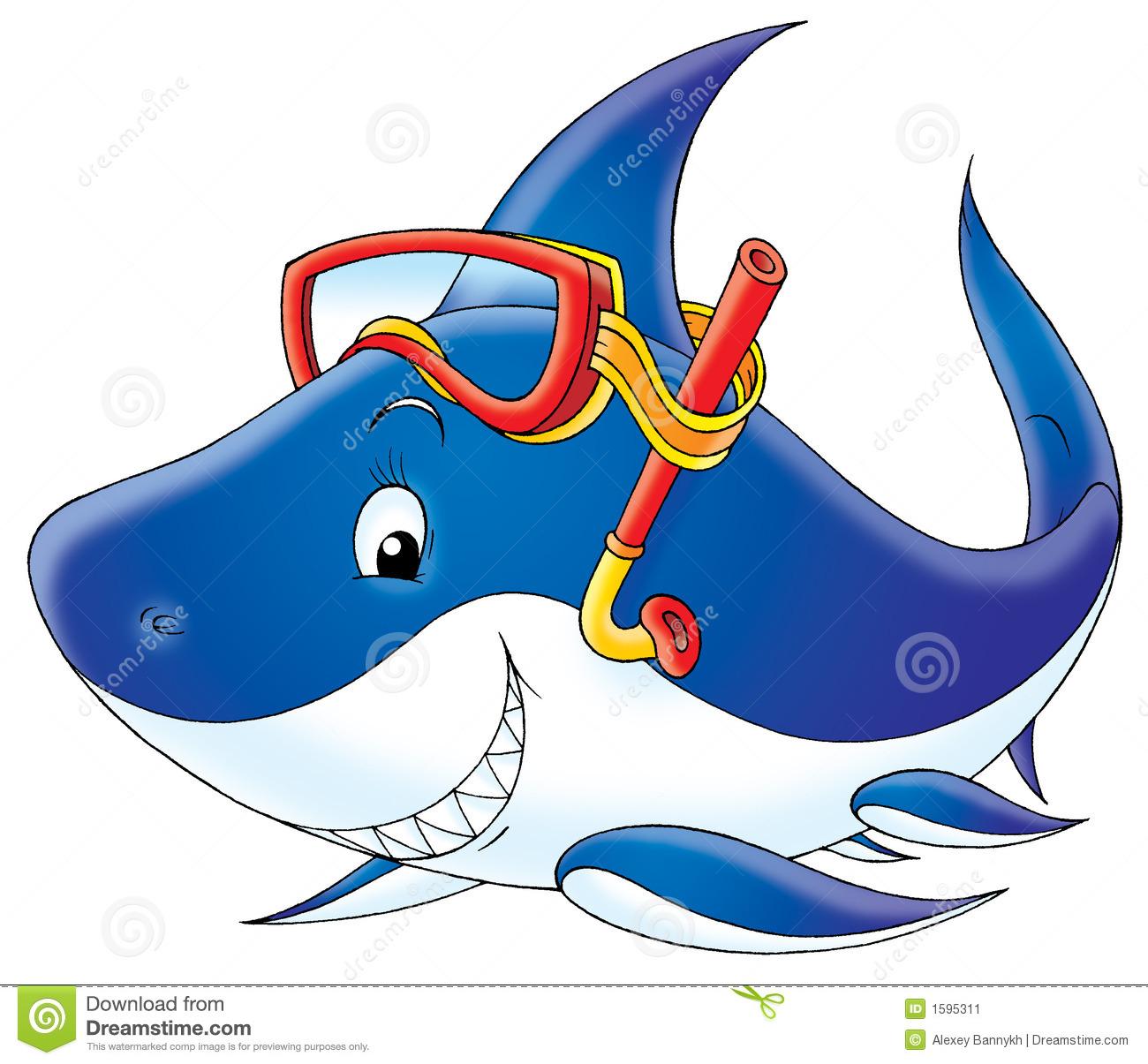 Cute Shark Clip Art | Clipart Panda - Free Clipart Images