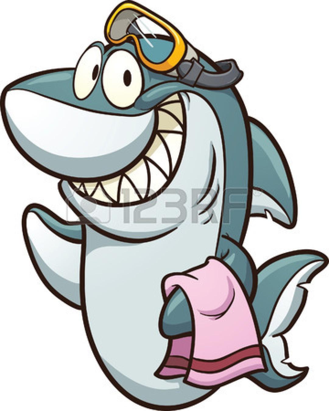 Happy Shark Clipart | Clipart Panda - Free Clipart Images