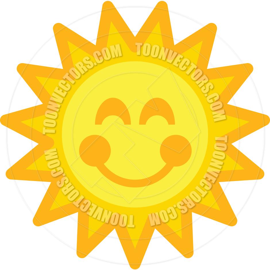 Happy Sun Clip Art – Cliparts