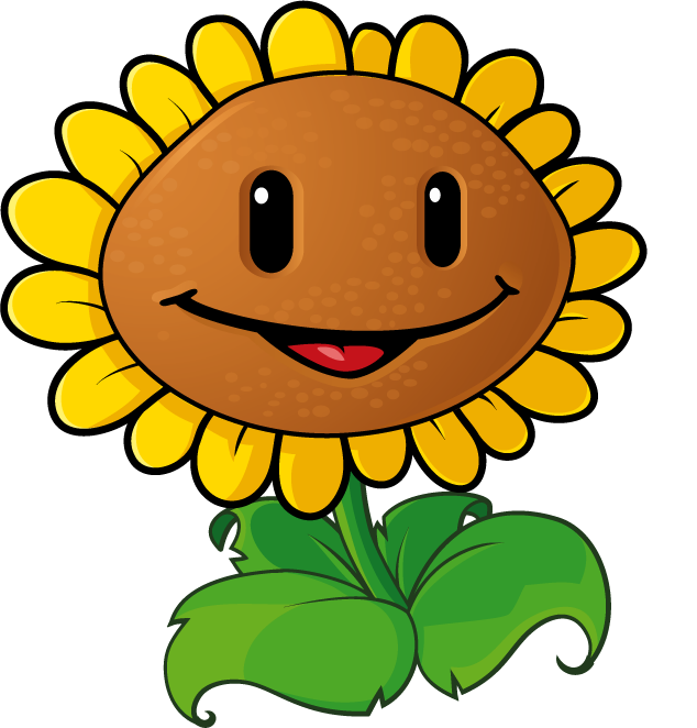 Happy Sunflower Clipart | Clipart Panda - Free Clipart Images