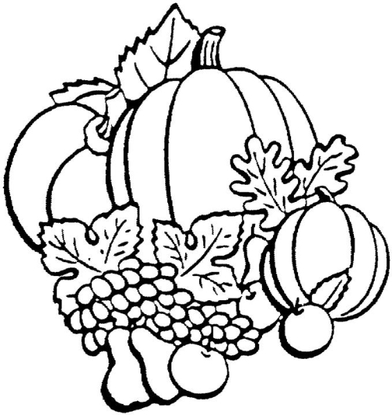 Harvest Clipart Black And White | Clipart Panda - Free ...
