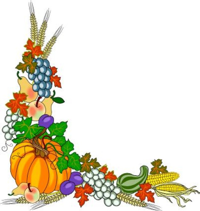 harvest thanksgiving service sermon