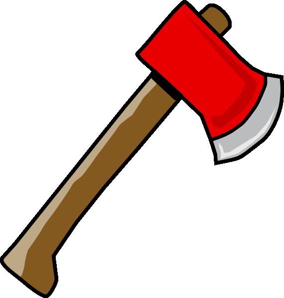 this red hatchet clip art clipart panda free clipart images rh clipartpanda com clipart hatchet hatchet clipart free