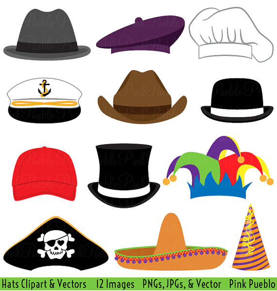 clip art funny hat - photo #15