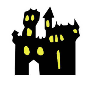 Haunted Castle Clipart | Clipart Panda - Free Clipart Images