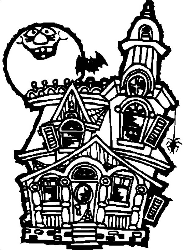 Coloring Pages For Adults Castle