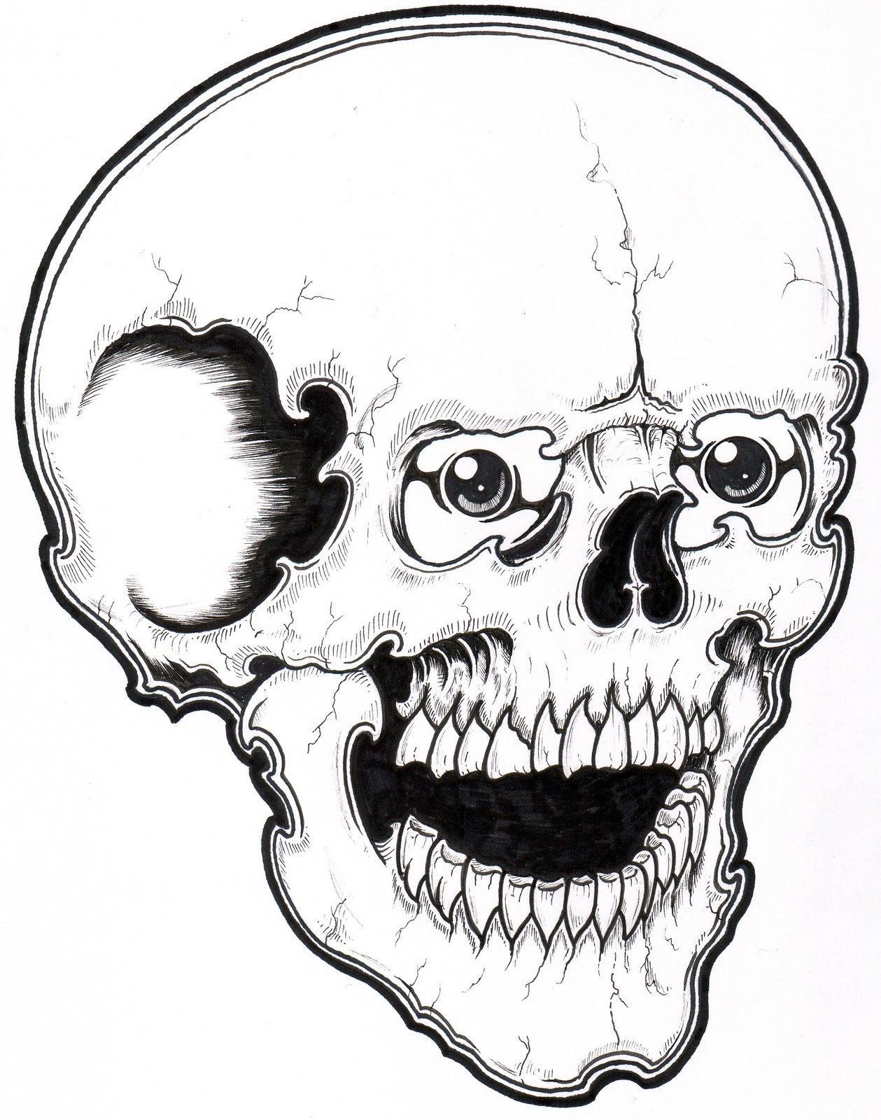 Ap Skeleton Coloring PagesSkeletonPrintable Coloring Pages Free