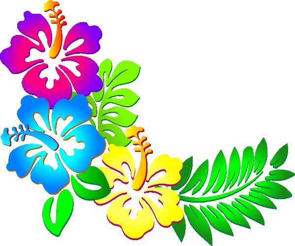 hawaiian border clip art clipart panda free clipart images